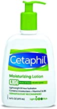 Cetaphil Fragrance Free Moisturizing Lotion, 16 Fluid Ounce