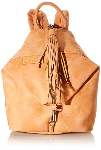 Fritzi aus Preussen Damen Fritzi Marit Backpack Medium Rucksack, Peach Party, One Size