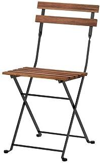 Ikea TARNO - Silla Plegable, Acacia, Acero