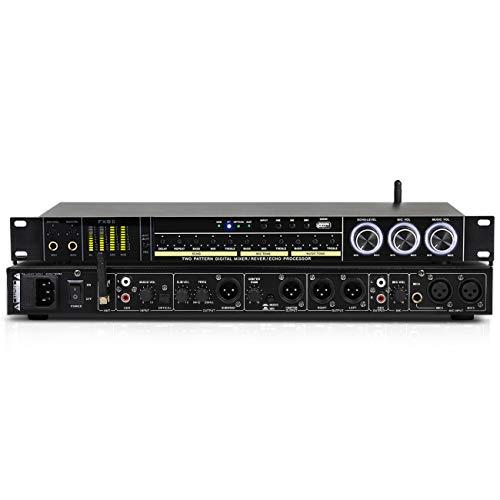 Depusheng REV3900 Professional KTV Pre-effector Household Reverberator Karaoke Anti-howling Audio Processor USB Bluetooth Device. Buy it now for 99.00