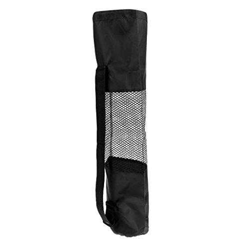 Sharplace Sac Yoga Trousse pour Tapis de Yoga et Sport Gym Accessoires Léger Durable Respirante Lavable