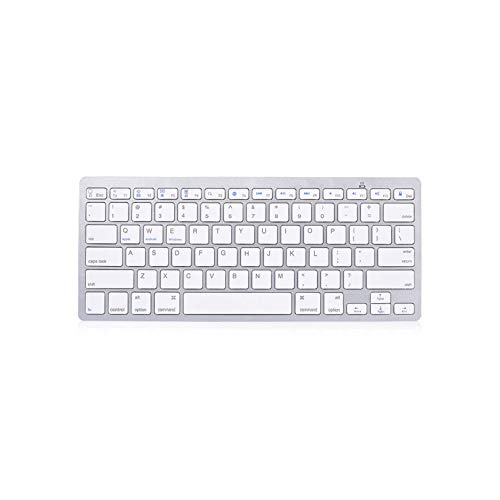 LORIEL Bluetooth Keyboard - Portable Wireless Keyboard, Operating Distance 10M, for Computer/Desktop/PC/Laptop, Ios Ipad Android Windows