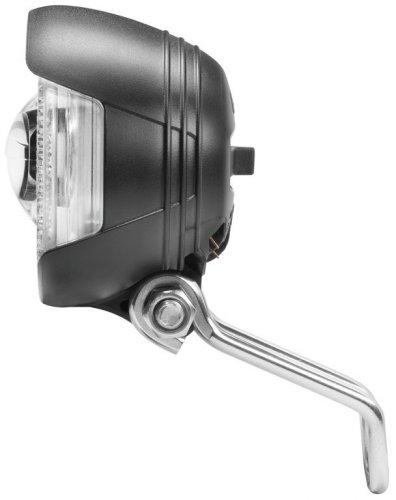 Led-koplamp b&m lum. Lyt BN plus voor naafdynamo met parkeerlicht