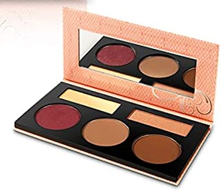 Bh Cosmetics Forever Nude Sculpt And Glow Contour Kit in MEDIUM/DEEP