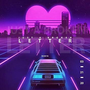 Just a Broken Letter