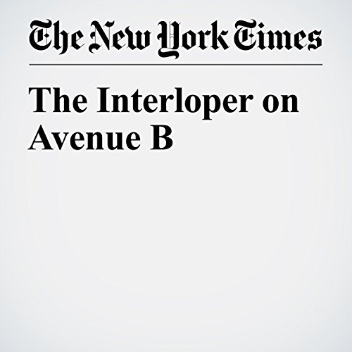 The Interloper on Avenue B cover art