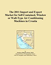 The 2011 Import and Export Market for Self-Contained, Window or Wall-Type Air Conditioning Machines in Croatia