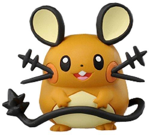 TAKARA TOMY Takaratomy Officiel Pokémon X et Y Mc-011 Figure, Dedenne