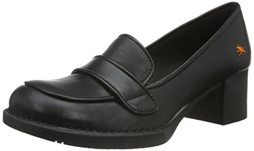 ART BRISTOL, Damen Pumps, Schwarz (Black), 39 EU