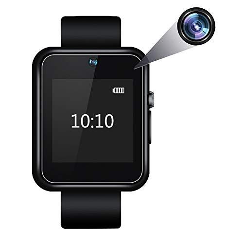 Seven Smart Pulsera Cámaras Ocultas Reloj Deportivo 1080P Mini Cámara Espía Video con Pasos De La Pista, Grabadora De Vigilancia Videocámara Conveniente para Teléfonos Inteligentes