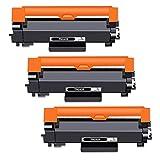 ONINO TN2420 TN2410 Compatible para Brother TN-2420 TN-2410 Cartuchos de Tóner para Brother DCP-L2510D DCP-L2530DW DCP-L2550DN HL-L2310D HL-L2350DW HL-L2370DN HL-L2375DW MFC-L2710DW L2730DW L2750DW