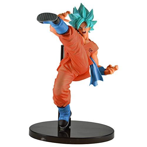 Action Figure - Dragon Ball Super - Goku Blue Special Bandai Banpresto Multicor