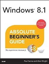 Windows 8.1 Absolute Beginner's Guide: Wind 8.1 Absol Begi Guide _p1