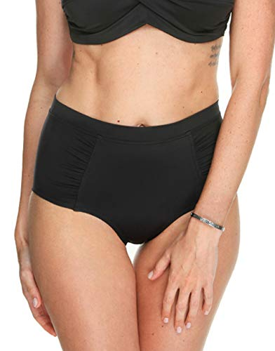SugarShape Bikini-High-Waist-Panty Monaco High-Waist-Panty schwarz