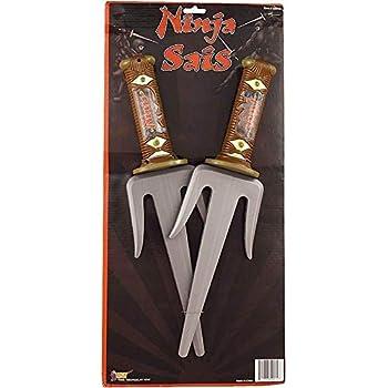 Forum Novelties 59014 Deluxe Ninja SAIS-Set