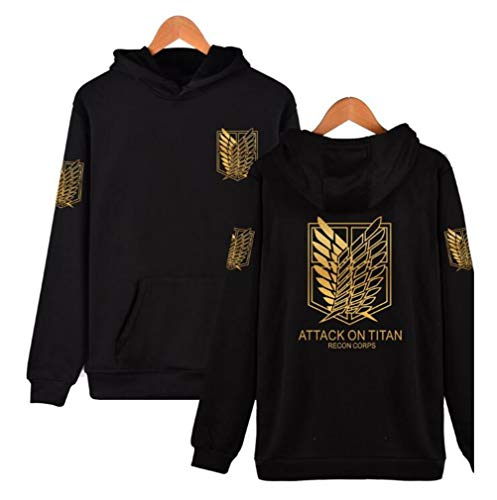 Sudadera attack on titan