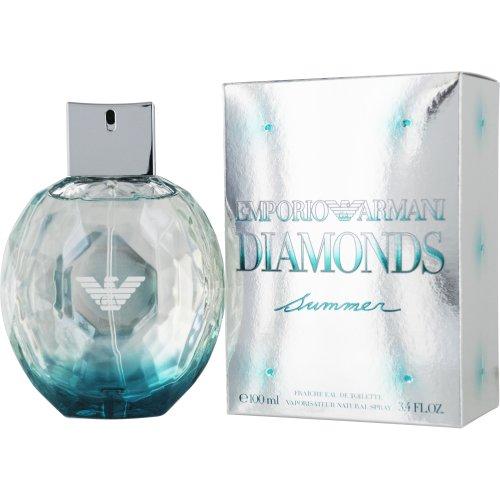 Emporio Armani Diamonds Summer by Giorgio Armani, 3.4 Ounce