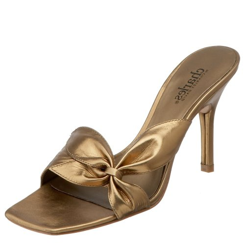 CHARLES BY CHARLES DAVID Women's Orchid Sandal,Bronze,7.5 M