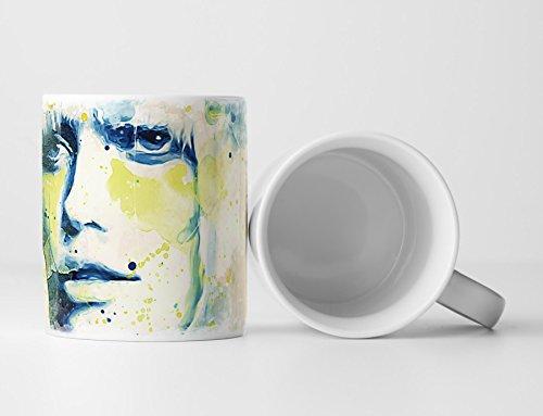 Topmodel Tasse als Geschenk, Design Sinus Art