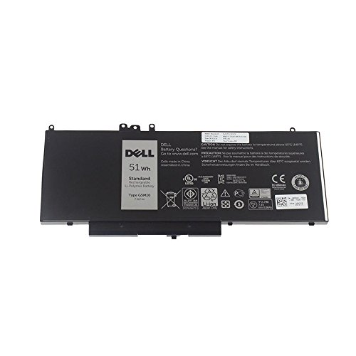 Dell Battery 4 Cell 51 WHR 7FR5J