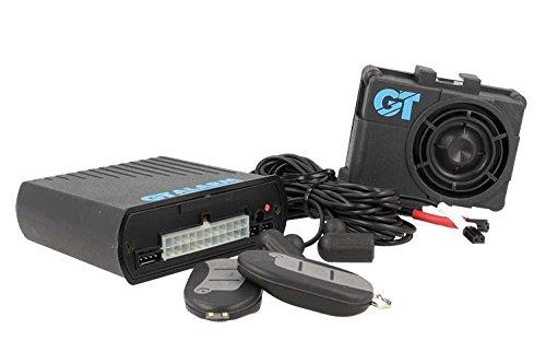 GT autoalarm - Alarma GT Universal - Modelo GT-914 con mando a distancia y sirena integrada