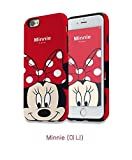 Générique New Disney Minnie Cartoons Transparent Coque Souple en TPU pour Apple...