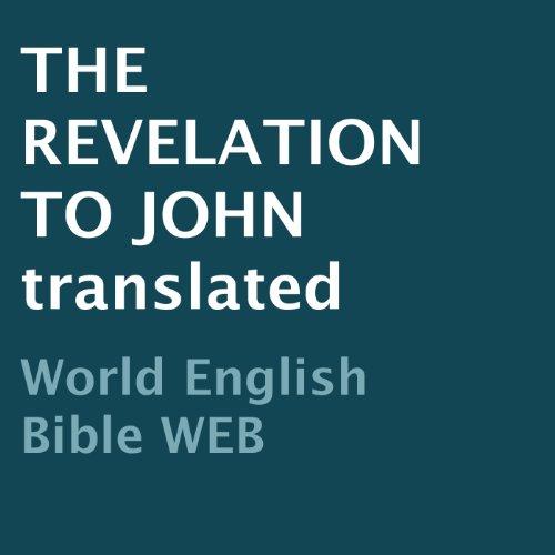 The Revelation to John - translated audiobook cover art