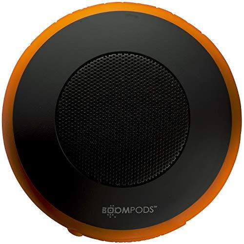 Boompods AQPORA wasserdichter Bluetooth Lautsprecher Orange