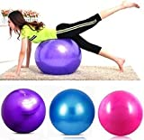 ADDCART Exercise Ball Professional Grade Anti Burst Exercise Equipment for Home, Balance, Gym, Core Strength, Yoga, Fitness with Pump