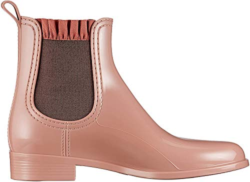 Lemon Jelly Damen Devon Chelsea Boots, Pink (Rose 04), 36 EU