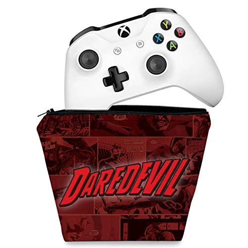 Capa Xbox One Controle Case - Daredevil Demolidor Comics