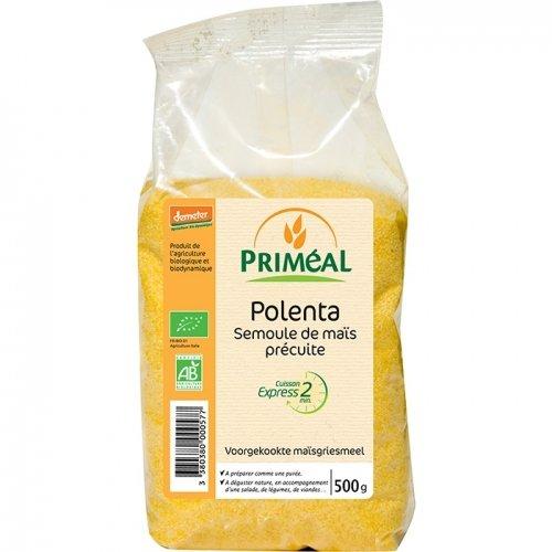 Priméal Polenta Semoule de Maïs Précuite 500 g
