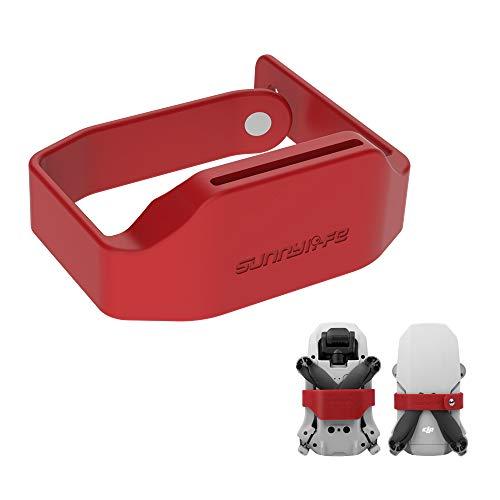 Flycoo2 Stabilizzatore di fissaggio supporto elica per DJI Mavic Mini/Mini 2 Drone Props Protezione per il trasporto (Rosso)