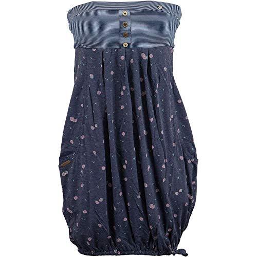 Ragwear Kleid Damen Scene 1911-20005 Dunkelblau Navy 2028, Größe:XS