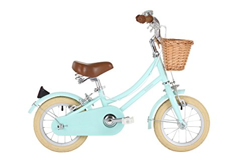 Bobbin Gingersnap 12' wheel bike (Pale Green)