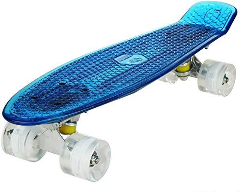 WeSkate 55cm Skateboard Complete Crystal 22