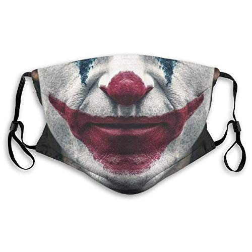 Funny Jokers Smiling Clowns Meme Lips Windproof Anti-Dust Face Comfortable Mouth Reusable for Work School
