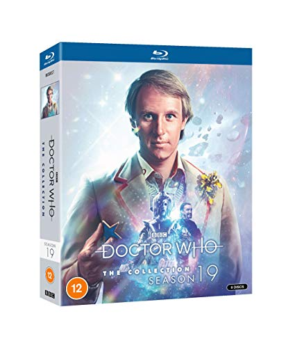 Doctor Who - The Collection - Season 19 [Blu-ray] [2021]