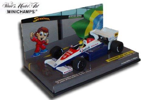 Minichamps 540431503 Toleman Hart Tg184 Ayrton Senna 1984 1/43 Ayrton Senna Collection