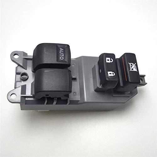 WENJING Fenstersteuerung Master Switch Stromfenster Schalter Fit für Toyota Yaris Rav 4 Corolla 2005-2011 84820-0D100 848200D100