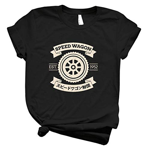 SPW - Speed Wagon Foundation Cream 49 - Unisex T-Shirt for Men Or Women Vintage Customize for Kids Best
