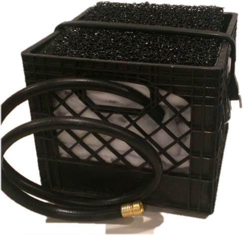 All in One Filtration System to Fight Green Water Algae Pond Filter Kit with...