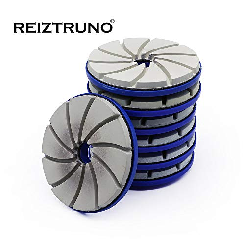 Best Prices! Xucus Reiztruno 100/125/150mm Edge Polishing Pads For polishing stone straight and beve...