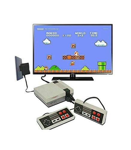 TradeShop - Mini Console Giochi Classic Retro per NES 2 Controller Tipo Nintendo 500 in 1-29869