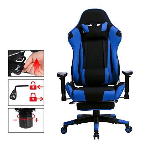 WOLTU® Gamingstuhl Racing Stuhl Bild 2*