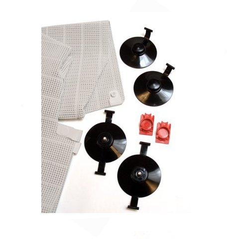 Wiedereinsatzpaket für Badewannenlifter AQUATEC BELUGA ohne Akku weiß