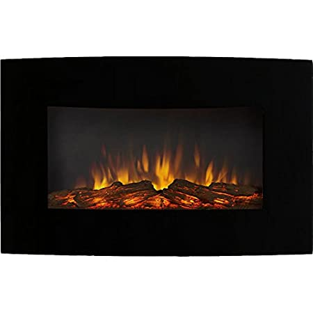 Regal Flame Gibson Living Wall Mount Fireplace