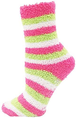 Fuzzy Socks with Anti-skid