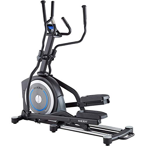 MAXXUS CX 7.8 Elliptical Cross Trainer | Gym Quality Elliptical Trainer For Home Use | Large 59cm Stride Length, Bluetooth Connectivity for App Control, Almost Silent Operation, 16 Resistance Levels