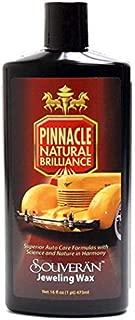 Pinnacle Natural Brilliance PIN-300 Jeweling Wax, 16 fl. oz.